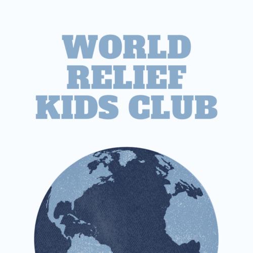 World Relief Kids Club